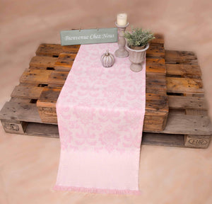 Τραβέρσα Maira 45x180 Pink - Loom To Room (4483250487362)