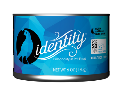 Persona Free-Range North American Quail Wet Dog Food