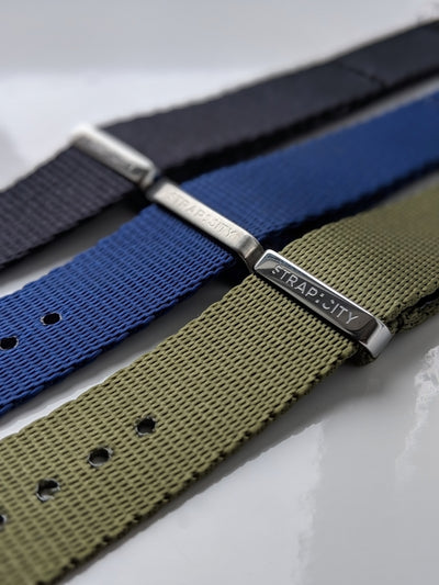 Introducing Our Premium Nato Watch Strap Range