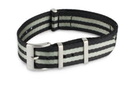 Premium Slim Nato Watch Strap - Bond