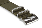 Premium Nato Watch Strap - Army Green - Strap City