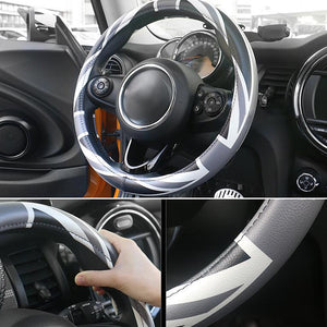 Union Jack Steering Wheel Cover For MINI