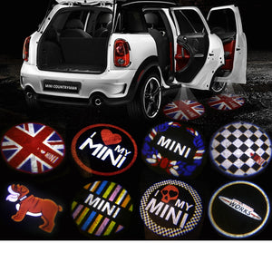 Car Door Welcome Light for Mini