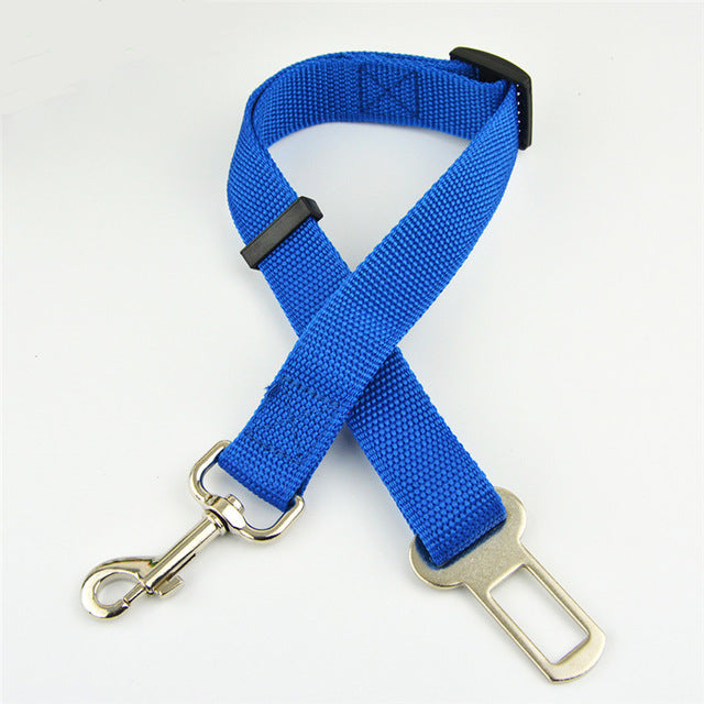 Dog Lead Leash Seatbelt