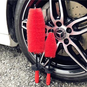 Car Wheel Rim Detailing Brush