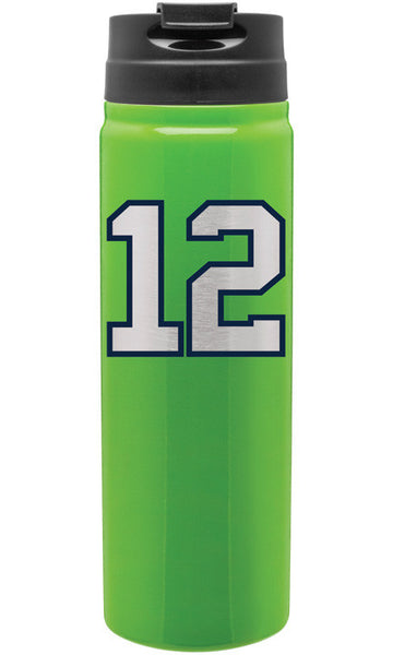 "Football ""12"" 20oz -Top Of The Line"