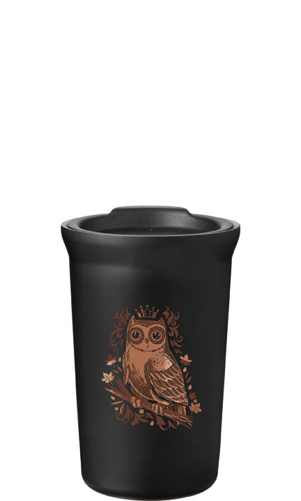 Fall Crowned Owl 12oz - oneVessel