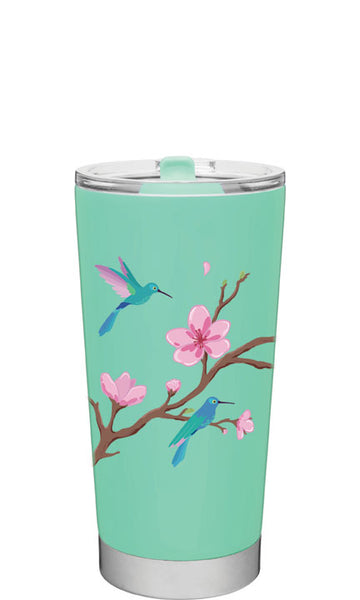 Hummingbird Blossoms 20oz - oneVessel