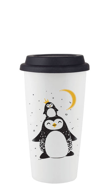 Jolly Penguins 16oz - oneVessel