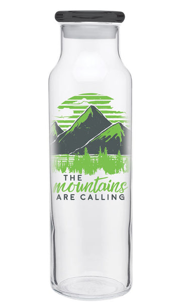 Mountains Are Calling 22oz