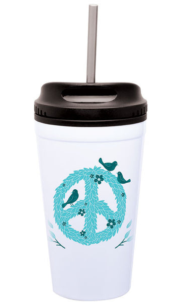 Peace Wreath 16oz *