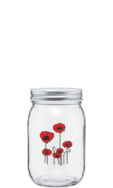Poppies 16oz - oneVessel