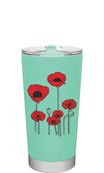 Poppies 20oz