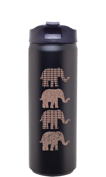 Stacked Elephants 16oz