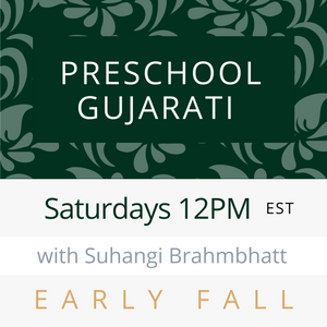 Live Hindi Classes (Late Fall 2020)--(Level 2) Sundays 1pm EST--Neetu Singh Teacher