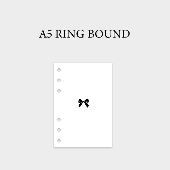 A5 Ring Bound