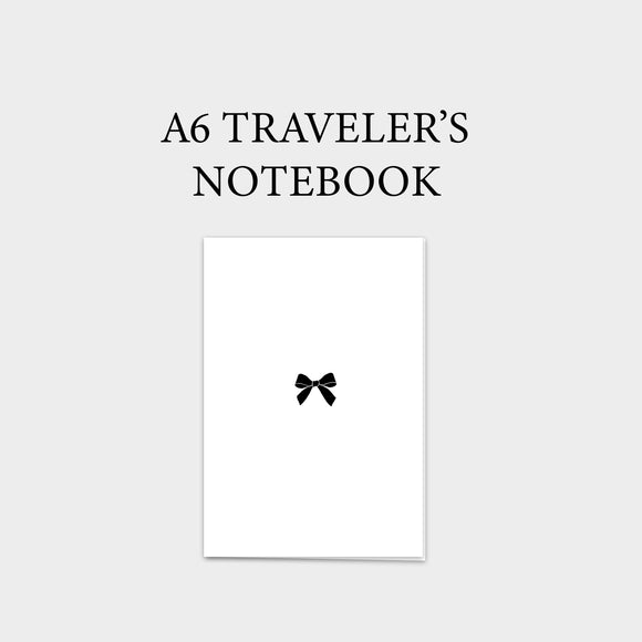 A6 Traveler's Notebook