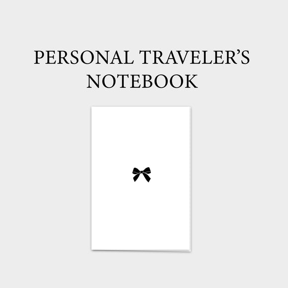 Personal Traveler's Notebook