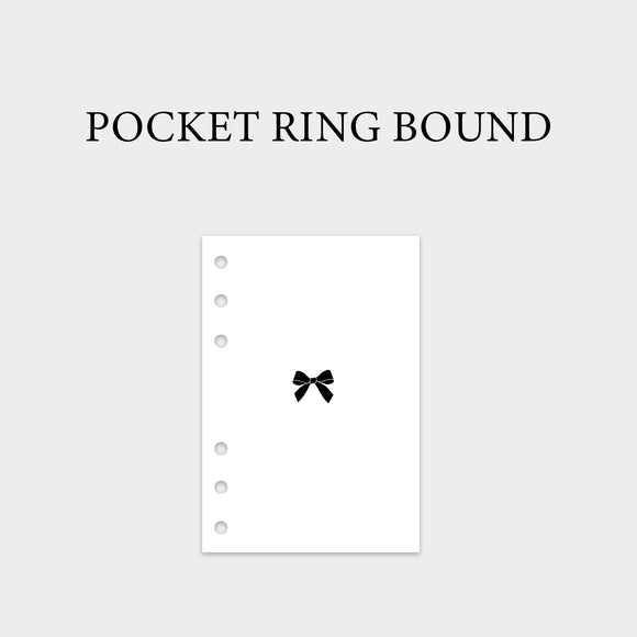 Pocket Ring Bound