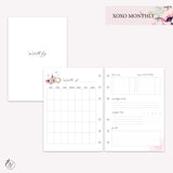 XOXO Monthly - A5 Rings