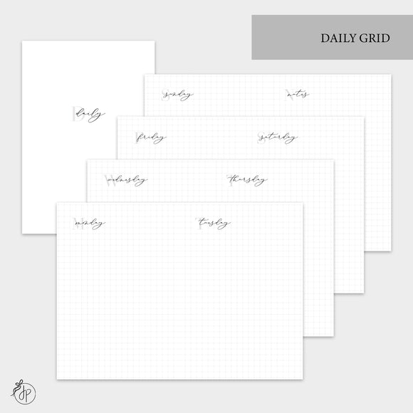 Daily Grid - A6 TN