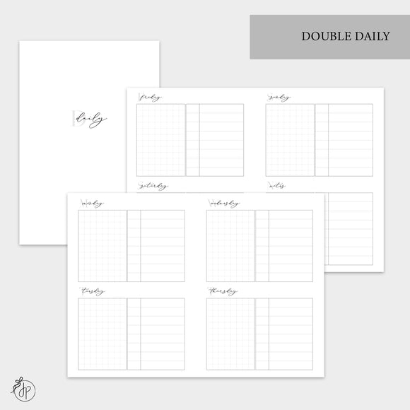 Double Daily - A6 TN