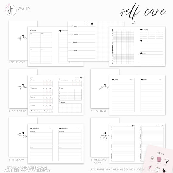Self Care - A6 TN