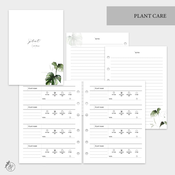 Plant Care - B6 Rings