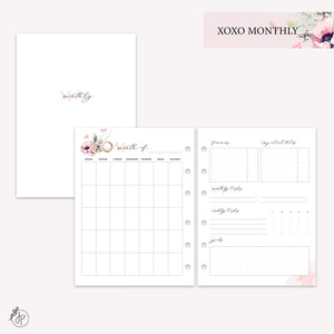 XOXO Monthly - B6 Rings