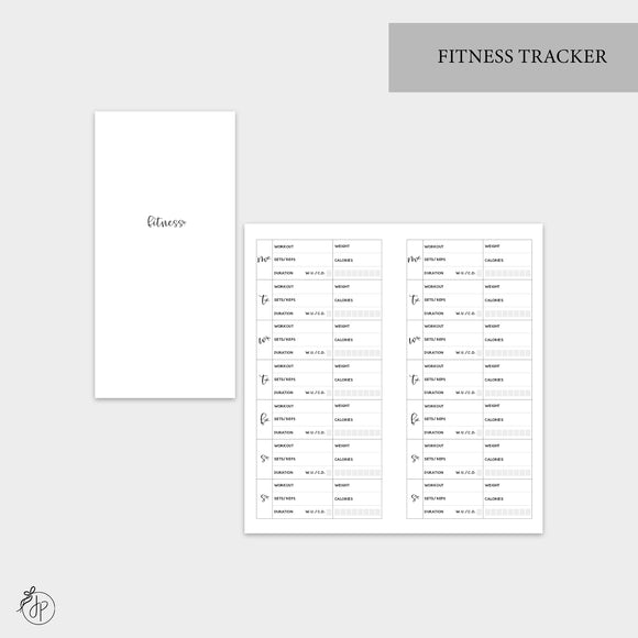 Fitness Tracker - Hobo TN