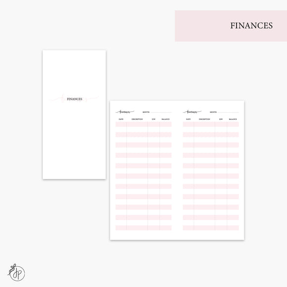 Finances Pink - Hobo TN