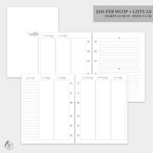 Jan-Feb Wo3P + Lists 2.0 - B6 Rings