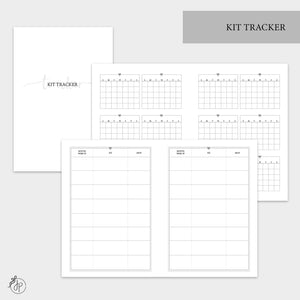 Kit Tracker - B6 TN