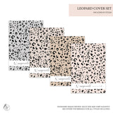 Leopard Covers - B6 TN