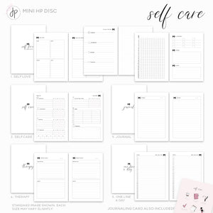 Self Care - Mini HP Disc