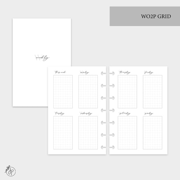 WO2P Grid - Mini HP Disc