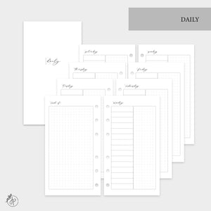 Daily - Personal Rings