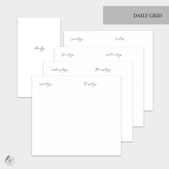 Daily Grid - Personal TN