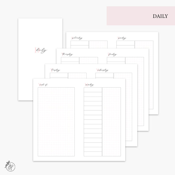 Daily Pink - Personal TN
