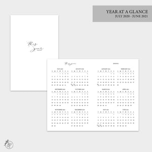 Year at a Glance 20/21 - Pocket TN
