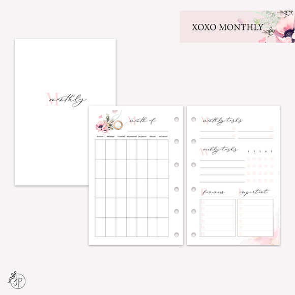 XOXO Monthly - Pocket Rings