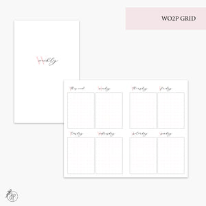 WO2P Grid Pink - Pocket TN