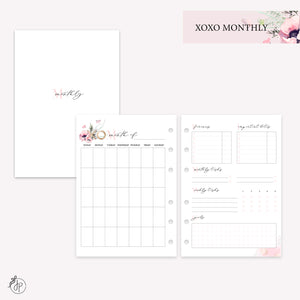 XOXO Monthly - Personal Wide Rings