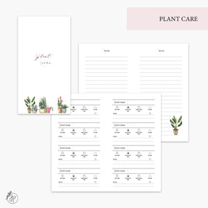 Plant Care Pink - Personal TN