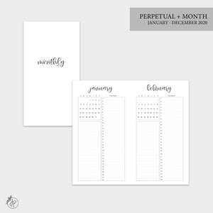 Perpetual + Month 2020 - Personal TN