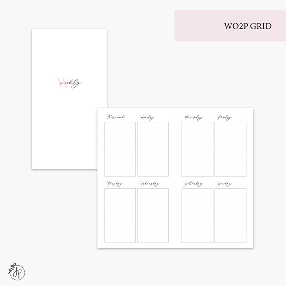 WO2P Grid Pink - Personal TN