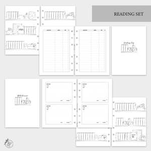 Reading Set - A5 Rings