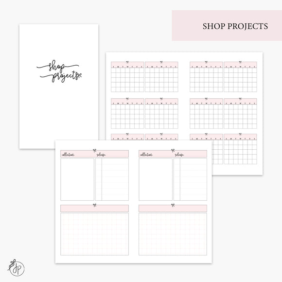 Shop Projects Pink - Pocket TN