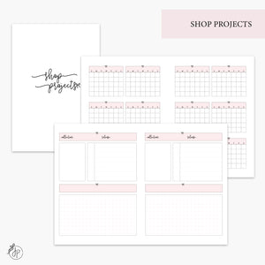 Shop Projects Pink - B6 TN