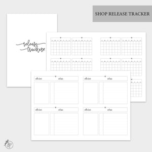 Shop Release Tracker - B6 TN